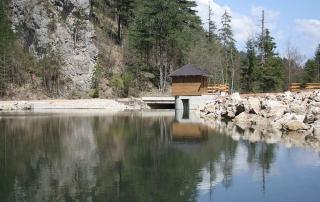 Mujada Intake Downstream View