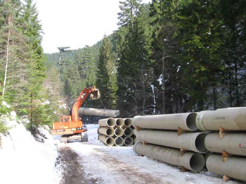 Mujada Pipeline Delivery