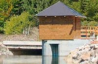 Mała elektrownia wodna Mujada