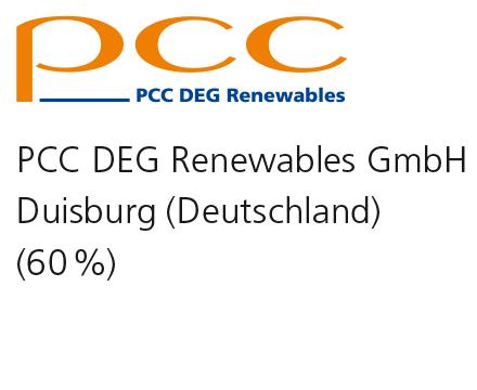 PCC DEG Renewables GmbH