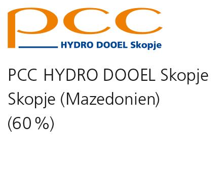 PCC HYDRO DOOEL Skopje