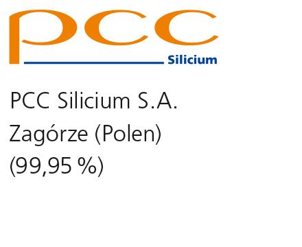 PCC Silicium S.A.