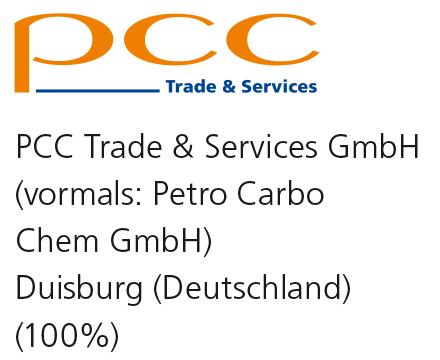 PCC Trade & Servcies GmbH