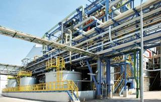 Projekt Umrüstung Chlorproduktion