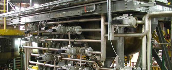Flammhemmer-Produktion PCC Rokita