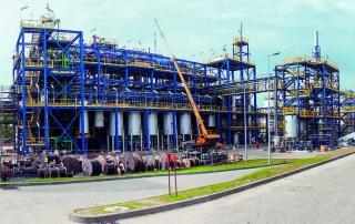 MCAA-Produktionsanlage