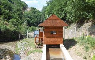 Kleinwasserkraftwerk Gradečka