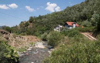 Kleinwasserkraftwerk Kriva Reka