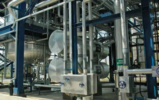 Polyole-Produktion