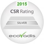 ecovadis 2015 silver