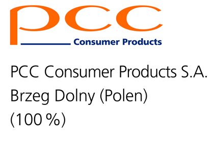 PCC Consumer Products S.A.