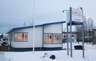 Bürogebäude-der-PCC-BakkiSilicon-hf-in-Island-im-Dezember-2015