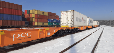 Neue Containerplattformen der PCC Intermodal S.A..